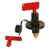 CARPOINT Interrupteur - Coupe-circuit - 300 A - 12 et 24 V - Avec 2 clés