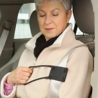 CARPOINT Tire ceinture de sécurité - Noir