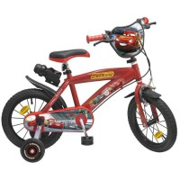 """CARS Vélo enfant 14"""" - 4/7 ans"""