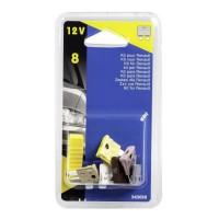 CARTEC Kit 8 fusibles enfichables Renault