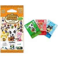 Cartes Animal Crossing Série 2 (paquet de 3 cartes - 1 spéciale + 2 normales)