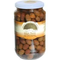 CASA BRUNA Olives noires des Abruzzes - 310 G