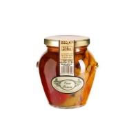 CASA BRUNA Poivrons grillés a l'huile d'olive - 280 G
