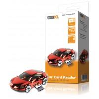 Basic XL lecteur de cartes USB 2.0 voiture