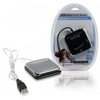 LECTEUR CARTES SMART USB KÖNIG