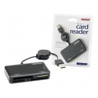 LECTEUR DE CARTES 63-EN-1 USB 2.0 NOIR SITECOM