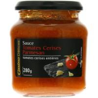CASINO DELICES Sauce Tomates cerises & Parmesan - 280g