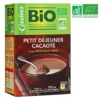 CASINO Poudre chocolat - Bio - 500g