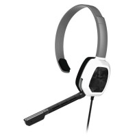 Casque Afterglow Chat LVL1 Camo Blanche pour Xbox One
