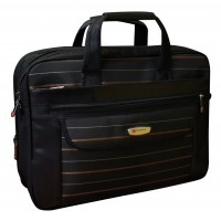 Amarina sacoche pour ordinateur portable 17.4'' 1650D Stripe line