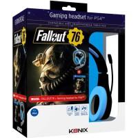 Casque PS-400 + Fallout 76 sur PS4
