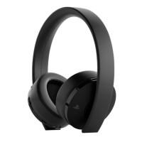 Casque Sans Fil Gold Sony Virtual Surround Sound 7.1 pour PS4 - Optimisé PS VR