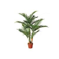 CATRAL Plante verte artificielle Palmier - 120 cm