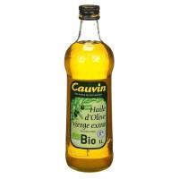 CAUVIN Huile d'Olive Bio - 1 L
