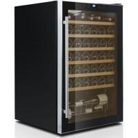 CAVISS S148CBE4 - Cave a vin de service - 48 bouteilles - Pose libre - Classe A - L 55 x H 85 cm - Noir