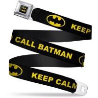 Ceinture DC Comics - Batman: Keep Calm And Call Batman