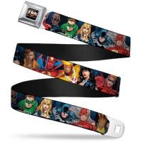 Ceinture DC Comics: Héros Justice League