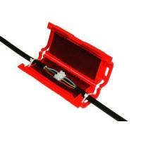 CELLPACK Boîte de dérivation avec barrette 3 x 1-3 x 4 mm