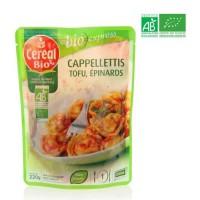 CEREAL BIO Cappelletti Tofu-Epinard Bio - 220 g