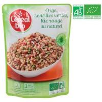 CEREAL BIO Céréales et légumineuses précuites Bio - 250 g