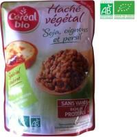 CEREAL BIO Haché végétal - Soja oignons persil - Bio - 250g
