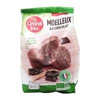 CEREAL BIO Moelleux au chocolat bio - 180 g