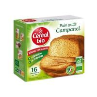 CEREAL BIO Pain grillé Campanel Bio - 275 g