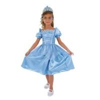 CESAR - C691 - Robe princesse Bleue - 3 / 5 ans