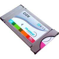 CGV MOD E-SAT HD-W Module d'acces direct a Fransat HD