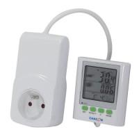 CHACON Compteur de consommation avec écran déporté EcoWatt 650
