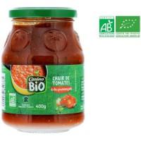 Chair de tomate a la provençale bio - 400 g