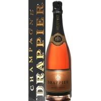 Champagne Brut Drappier Rosé
