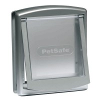 Chatiere Porte Staywell 2 Positions Gris 737sgifd - Petsafe
