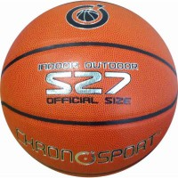 CHRONOSPORT Ballon de Basket Teck Pro T7