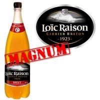 Cidre Brut Loic Raison Magnum 1.5L 4.5°