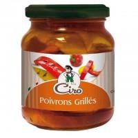 CIRO Antipasti Poivrons grillés - 314 ml