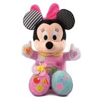 CLEMENTONI Disney Baby - Ma poupée a cajoler Minnie - Jeu d'éveil