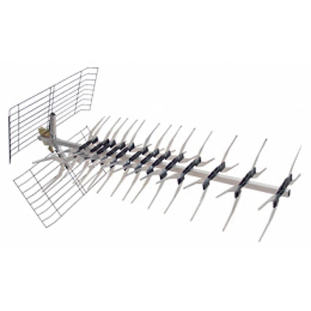 10352 antenne uhf konig antenne k nig pour la r ception de signaux uhf convient pour les. Black Bedroom Furniture Sets. Home Design Ideas