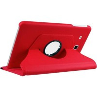 """CLEVERLINE Samsung Galaxy Tab A Etui Tablette 10,1"""" Rouge"""