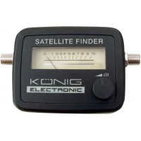 König pointeur satellite