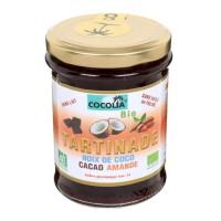 COCOLIA Tartinade de noix de coco, cacao & amande bio - 215 g