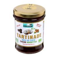 COCOLIA Tartinade de noix de coco, cacao & noisettes bio - 215 g