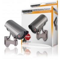 König caméra CCTV factice d'extérieur