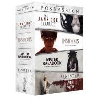 Coffret DVD Possession, 4 films