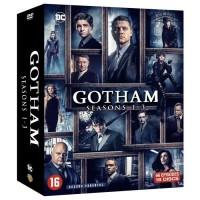 Coffret Gotham saisons 1 a 3, 66 épisodes