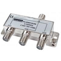 König 2-way tap 5 - 1000 MHz 10 dB
