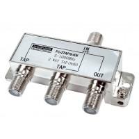 König 2-way tap 5 - 1000 MHz 8 dB