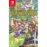 COLLECTION OF MANA Jeu Switch