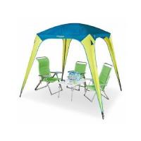 COLUMBUS Abri de Camping Simple Shelter Vert