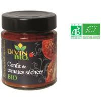 Confit de tomates sechées bio - 130 g